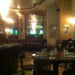 Comme dans une brasserie parisienne