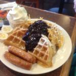 All You Can Eat Waffles