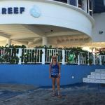 Photo de Hotel Blue Reef