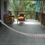 Aracari back deck