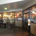 Corner Bakery Cafe - entrance from inside mall