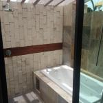 Junior suite, outside bath