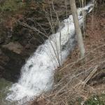 Pipestem Falls lower falls