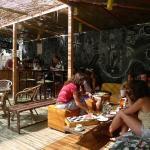 Tirana Backpacker Hostel Bar