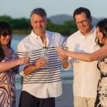 Vows renewed on the beach
