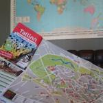 map in common room