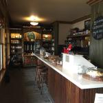 Cashing out & Coffee Bar