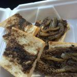 steak sandwish