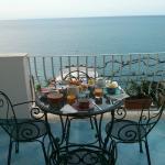 Desayunar ahí, lo mejor