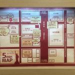 Map of Hearton Hotel Shinsaibashi's immediate neighborhood