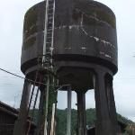 高架貯水槽。