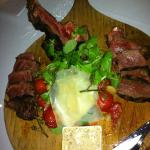 Steak Fiorentino, gorgeous!
