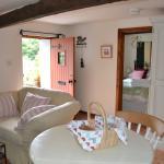 Woodpecker Cottage Interior