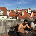 Prague City Apartments Residence Karlova Foto