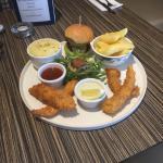 Teddys Pub Grub Platter