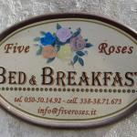 Bild från Five Roses Bed & Breakfast