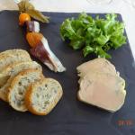 Magret et foie gras de canard