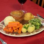 Traditional Roast Dinners