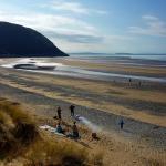 Conwy Morfa Beach