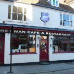The Swan Cafe & Restaurant, Faversham