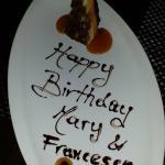 Birthday Cake Treat