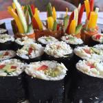 Sushi ohne Fisch