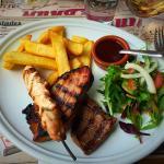 Plat du jour - Mixed Grill