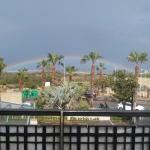 Rainbow at Angels