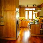 The spectacular kitchen remodeled by Master's Touch