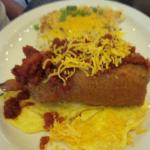 Chile Rellano Weekend Breakfast Special