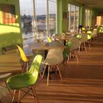 Wow new refurbishment at Pier22 very nice !!!