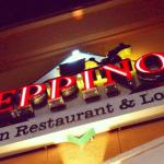 Peppino's Sign