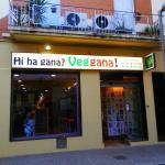 Entrance to Veggana