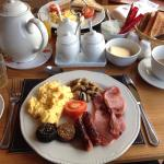 Full Irish Breakfast @ Seaview House