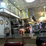 La cocina y la Barra