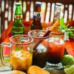 Micheladas: Mango, Tamarindo o Habanero