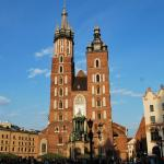 Some Photos of Tango House & Schindlers Factory and view of Krakow Poland