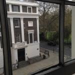 Utsikt från mitt rum (205)!