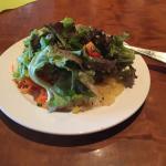 Salade vooraf