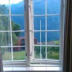 Utsikten från rummet!