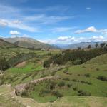 scenary in Cusco