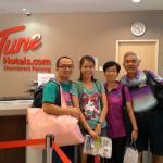 Foto de Tune Hotel Downtown Penang