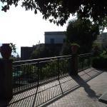vista dalla piazzetta a 5 m dall'hotel