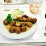 Bild från IKEA Restaurant