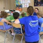 Club enfant à la Résidence-Club La Fayette