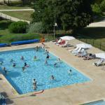 Aquagym à la Résidence-Club La Fayette