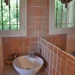 Le Pigeonnier:salle de bains