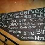 """""""Пиво"""" на всех языках мира"""