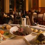 Dine at Palm Court Italian Grill