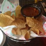 Chips and Salsa at Don Tito
